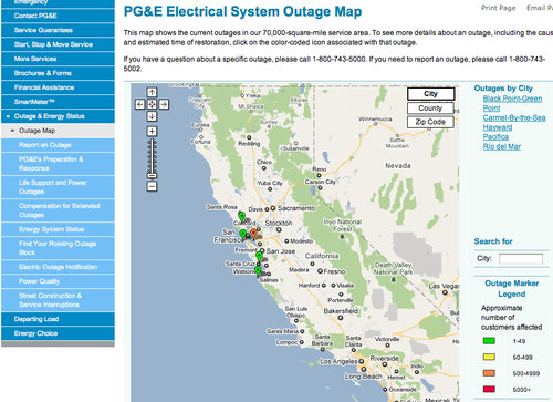 California-pge