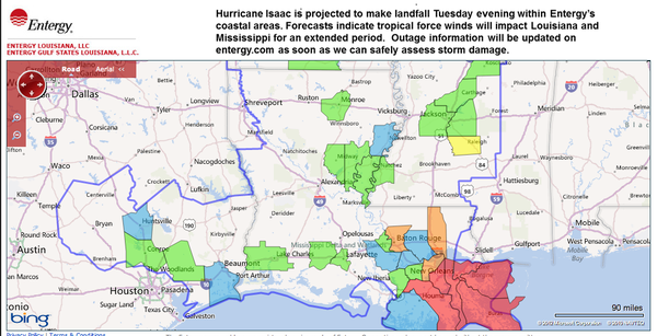 Entergy-Louisiana-Isaac-Landfall