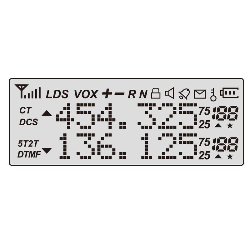 Operating notes, July 10, 2014: Baofeng UV-5R keypad lock - W8EMV