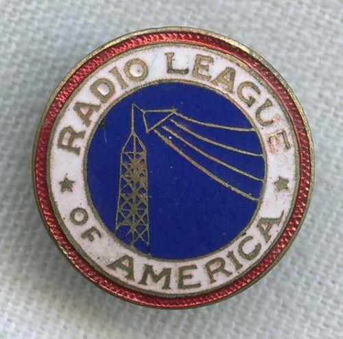 20s-lapel-pin-radio-league-of-america-front-flying-tiger-antiques