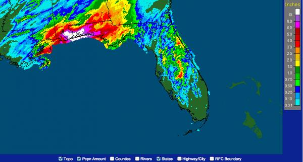 Florida-Preciptitation-NOAA-AHPS-2014-04-30